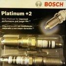 Bosch Spark Plug-Platinum +2 4314 (2pk)