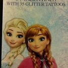 Disney Frozen 32 Valentines Day Cards with Glitter Tattoos X 2!!!
