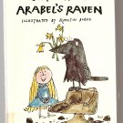 Joan Aiken:  Arabel's Raven, 1974 edition-rare!