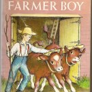 FARMER BOY, a classic by Laura Ingalls WIlder