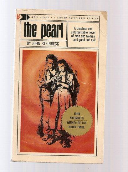 THE PEARL, John Steinbeck, Vintage Paperback 1964