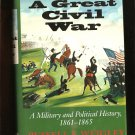A Great Civil War, collectible Book, mint condition, by Weigley