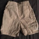 Boys 18M Tan Vitamins Kids Cargo Shorts SHIPS FAST!