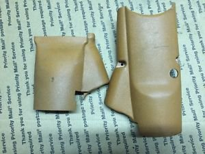 VW Mk1 Rabbit Tan/Peanut Butter Steering Column Surround Clamshell SHIPS FAST!!