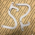 VW Mk1 Jetta Rabbit GTI Cabby Caddy Pickup Oem Hood Hinges SHIPS FAST!!