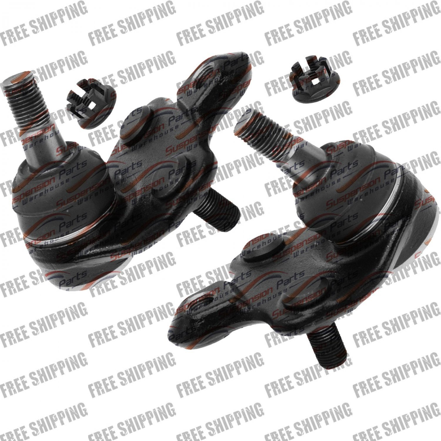 2x Lower Ball Joint Set Pair Suspension Part Fits Scion tc/Toyota Corolla/Matrix