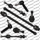 Front End Steering Kit Tie Rods Ball Joints Sway Bar fits 02-05 Dodge Ram 1500