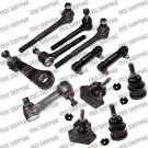 New Rebuild Steering Kit Idler/Pitman/Tie Rod Linkages For Chevy Truck Classic