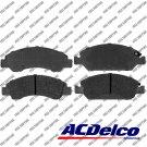 Disc Brake Pad-Ceramic Front ACDelco Advantage 14D1367CH