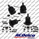 New Suspension Kit Ball Joint Front Lower+Upper RWD Chevrolet C1500, C200, C3500