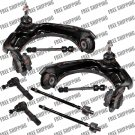 Front Suspension Kit 2WD Ford Explorer Upper Control Arm Tie Rod End Sway Bar