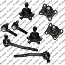 Kit Suspension Toyota Pickup 4 Runner 4WD Inner Outer Tie Rod Ends Ball Joints