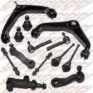 GMC Sierra 3500 New 13pc Front Suspension Kit Upper Control Arm Ball Joint