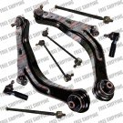New Suspension Lower Arms Tie Rods +Sway Bar Link For Mazda Tribute, Ford Escape