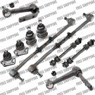 Front Idler Arm Tie Rod End Ball Joint Sway Bar Link For RWD GMC Safari Van