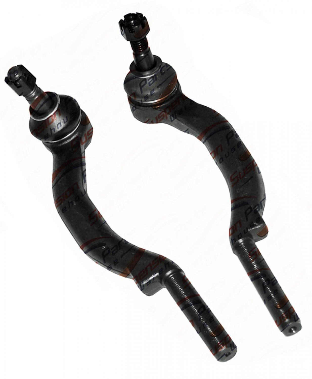 Steering Left/Right Tie rod Linkages Outer (16mm) For Isuzu Ascender/ Gmc Envoy