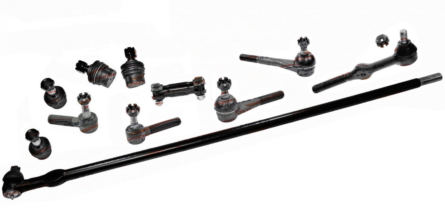 Front New Steering Chassis Part Tie Rod Linkages For Trucks Classic Chevy/GMC