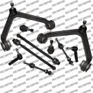 New Suspension Kit Upper Arms For 2WD Dodge Ram 1500 Tie Rod End Sway Bar Link