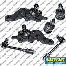 Front Suspension Kit Toyota Ball Joint Front Right Left Lower Moog K90263-K90262