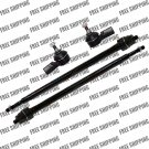 New Front Steering Kit Inner & Outer Tie Rod Link-ends For Honda Civic/Acura EL