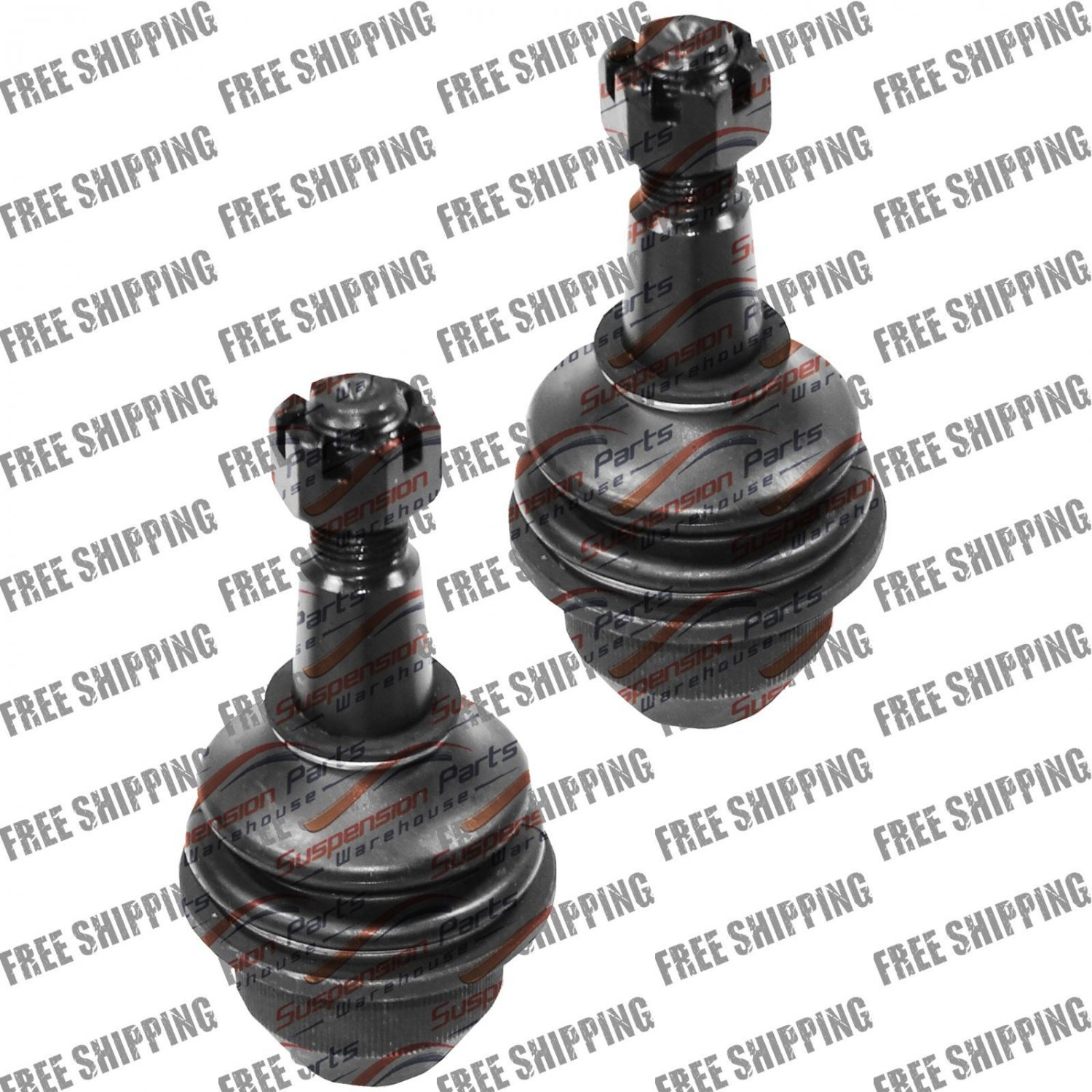 Chevrolet Gmc Front Lower Ball Joint  w/ 46.13 mm Press Fit Type Suspension Set