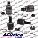 Suspension Ball Joint Front Upper Lower ACDelco Advantage 46D2181A 46D0048A