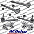 Steering Tie Rod End ACDelco Advantage 46A0422A 46A0423A Fits Chevrolet Truck