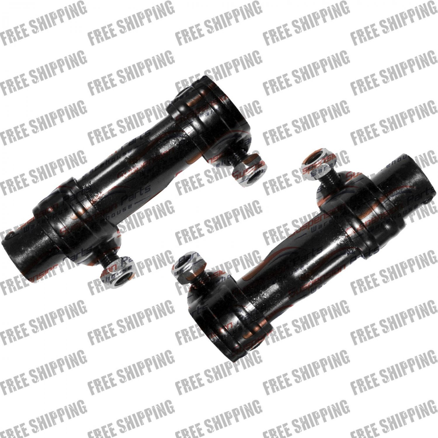 Adjusting Tie Rod End Set Pair For Mazda Navajo/Gmc K2500/K3500/Jimmy/K15/K25