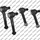 New Front Ends Set For Pick up Nissan D21 Tie Rod End Inner Outer Steering Part