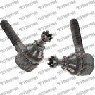 2 Front Steering Outer Tie Rod Ends 1972-73-74-75-76-77-78-79-80-81 Ford Courier