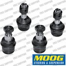 Dodge Suspension Ball Joint Front Lower and Upper Moog K8607T,K80026