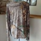 Old mill men's camo shirt XL new Great for hunting.