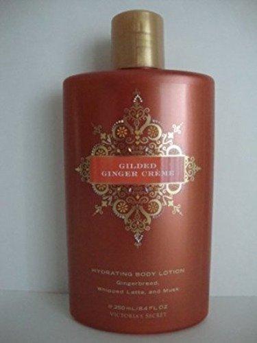 Victorias Secret Gilded Ginger Creme Body Lotion Rare. Full & Unused.