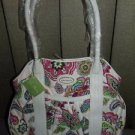 "Vera Bradley Bag Purse ""Palm Beach Gardens"" NWT $110 MSRP"