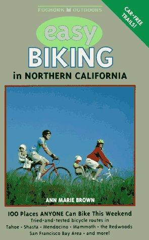 Easy Biking in Northern California