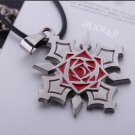 Anime Knight Personalized Halloween Necklace Women Men Jewelry Collares