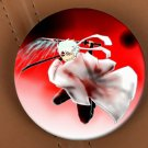 Free Shipping 4 pieces GINTAMA Anime Brooch Pins Badge Broches For Clothes Backpacks