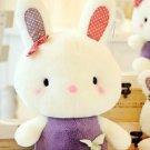 50CM 1 Pcs Purple Colors Cute Rabbit Plush Toys Stuffed Dolls Low Price Gifts For Children