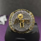 2009 Los Angeles Lakers National Basketball Championship Ring 7-15 Size