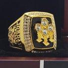 1996 Chicago Bulls National Basketball Championship Ring 10 size US