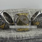 2016 Golden State GSW Warriors Basketball West Championship Ring 7-15 Size
