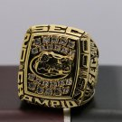 2000 FLORIDA GATORS SEC NCAA FOOTBALL National Championship Ring 7-15 Size