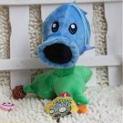 Snow Pea Plush Toys 13-20cm Plants vs Zombies Soft Stuffed Plush Toys