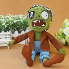 Cowboy Zombie Plush Toys 30cm Plants vs Zombies Soft Stuffed Toys
