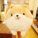 45cm Yellow Cute Dog Stuffed Animals Pillow Dog Plush Stuffed Toy Soft