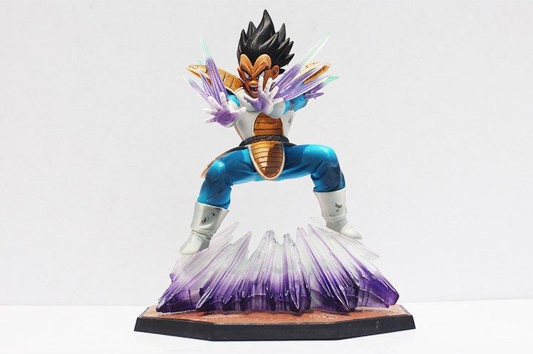 Anime Dragon Ball Z Figuarts Zero Vegeta GALICK GUN PVC Action Figure