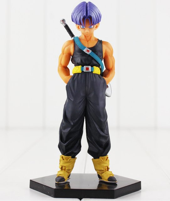 15cm Anime Dragon Ball Z Trunks Figure Toy
