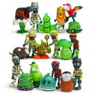 Plants vs Zombies 2 It's About Time PVC Figures Toys PVZ Plants and Zombies 20pcs/lot