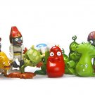 10pcs/lot PVZ Plants vs Zombies 2 It's About Time Figures Toys