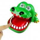 15cm Large Crocodile Mouth Dentist Bite Finger Game Funny Action Figure Toy
